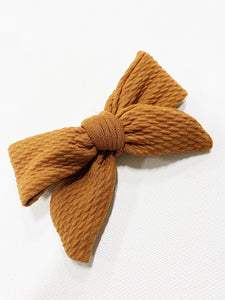 DARLING BOW ON CLIP