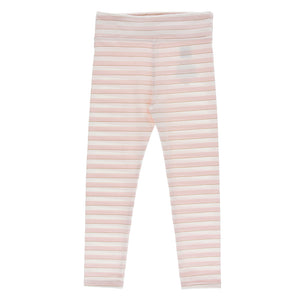Solid Performance Jersey Legging- SWEET STRIPE