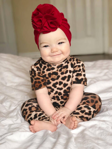 NB/BABY BLOOM TURBAN