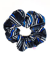 Load image into Gallery viewer, FUN PRINT SCRUNCHIE
