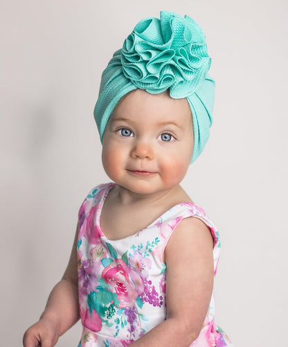 TODDLER/KIDS BLOOM TURBAN