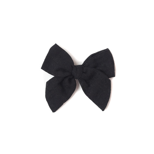 VINTAGE DARLING BOW ON CLIP