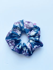FUN PRINTS VELVET SCRUNCHIES