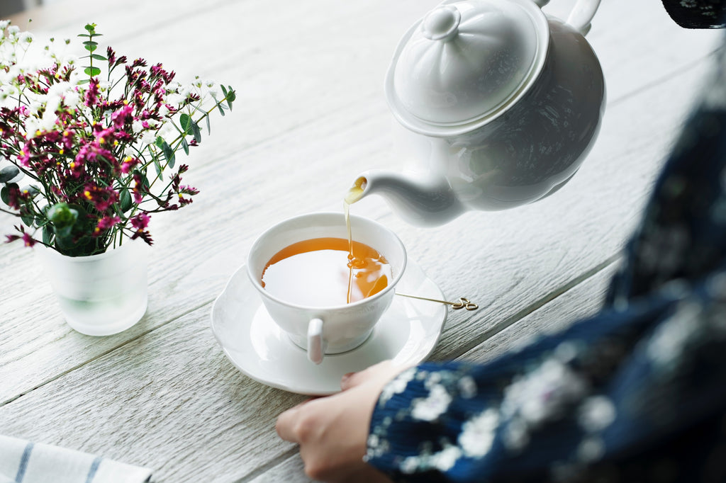 The Fantastic Health Benefits of Earl Grey Tea