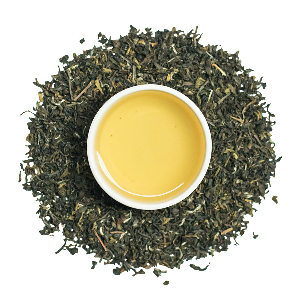 Why is loose leaf green tea better than green tea in teabags?