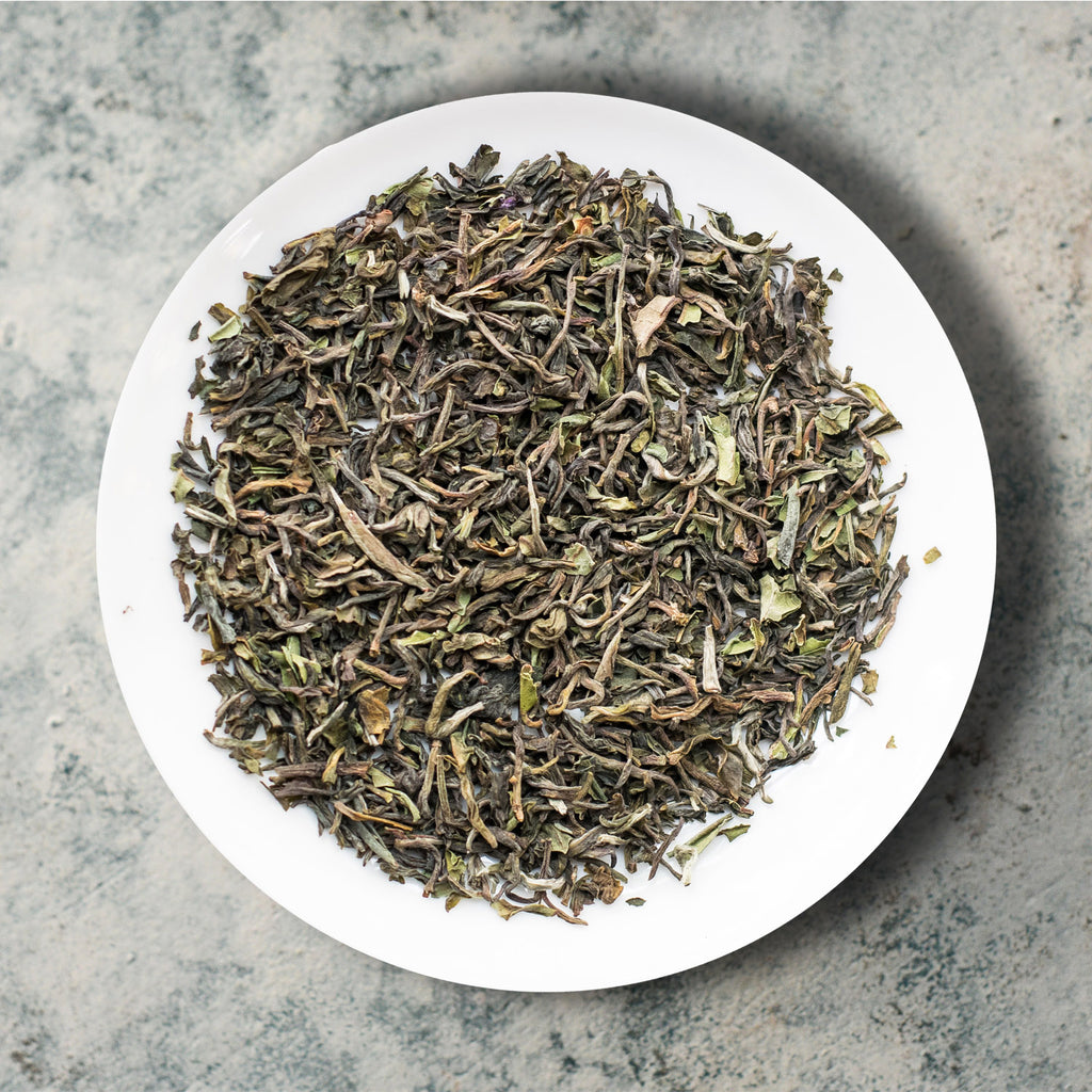 The Empress of India | First Flush Muscatel Darjeeling Tea