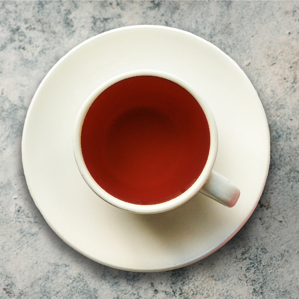 Georgian Peach | Peach Flavoured Tea  – The Country House Co.