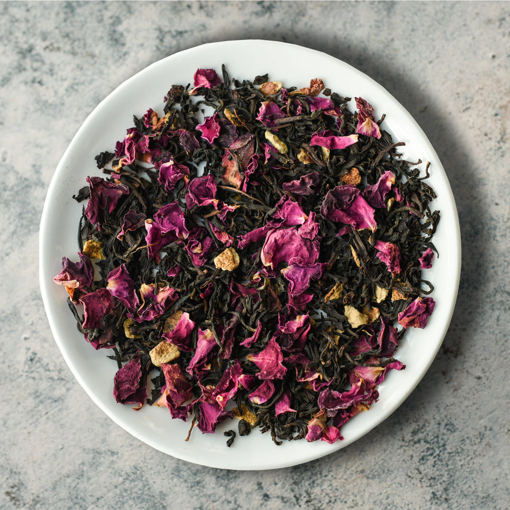The Scarlet Earl | Earl Grey Tea with Rose