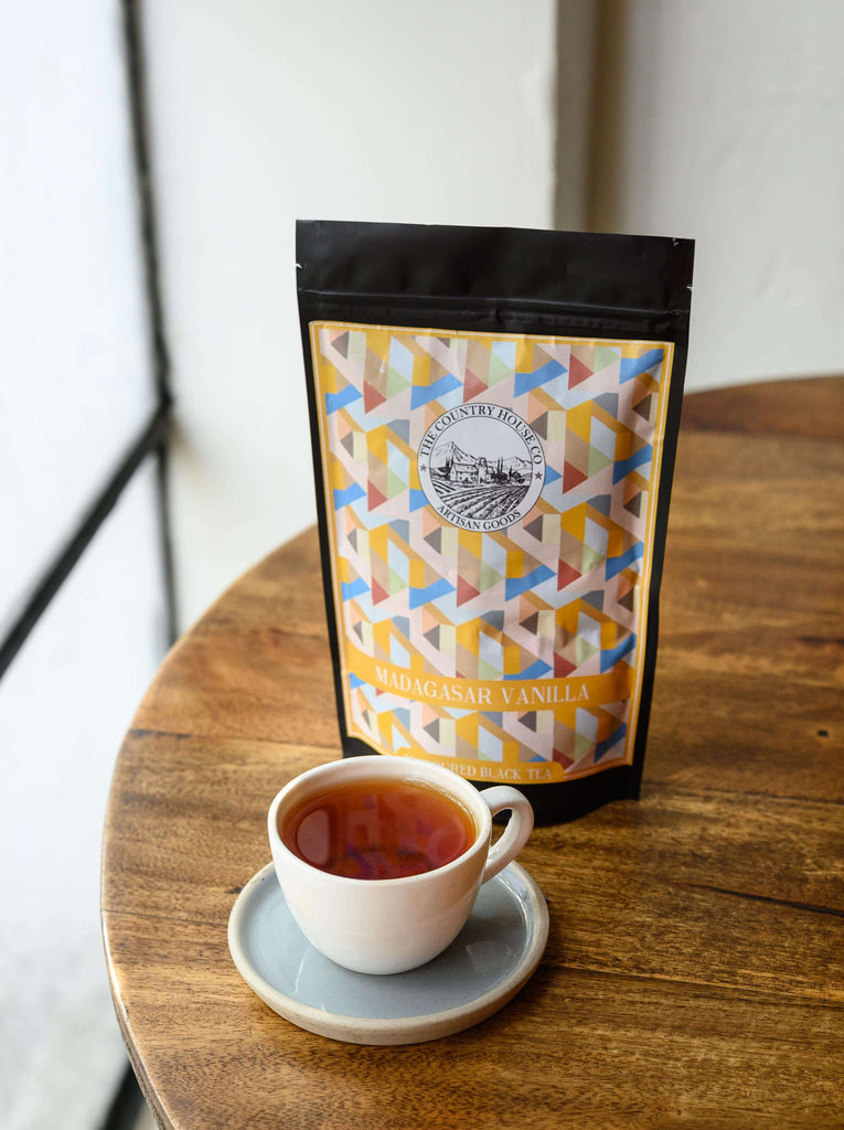 Madagascar Vanilla | Vanilla Flavoured Tea  – The Country House Co.