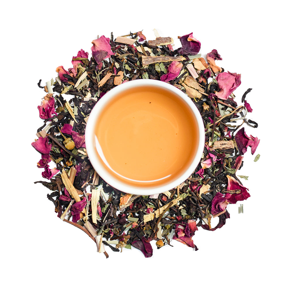 The Calcutta Chamomile | Chamomile Citrus Tea  – The Country House Co.