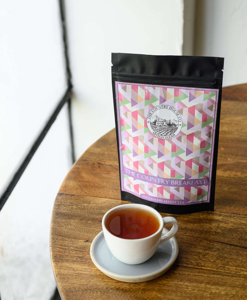 The Country Breakfast | Premium English Breakfast Tea - The Country House