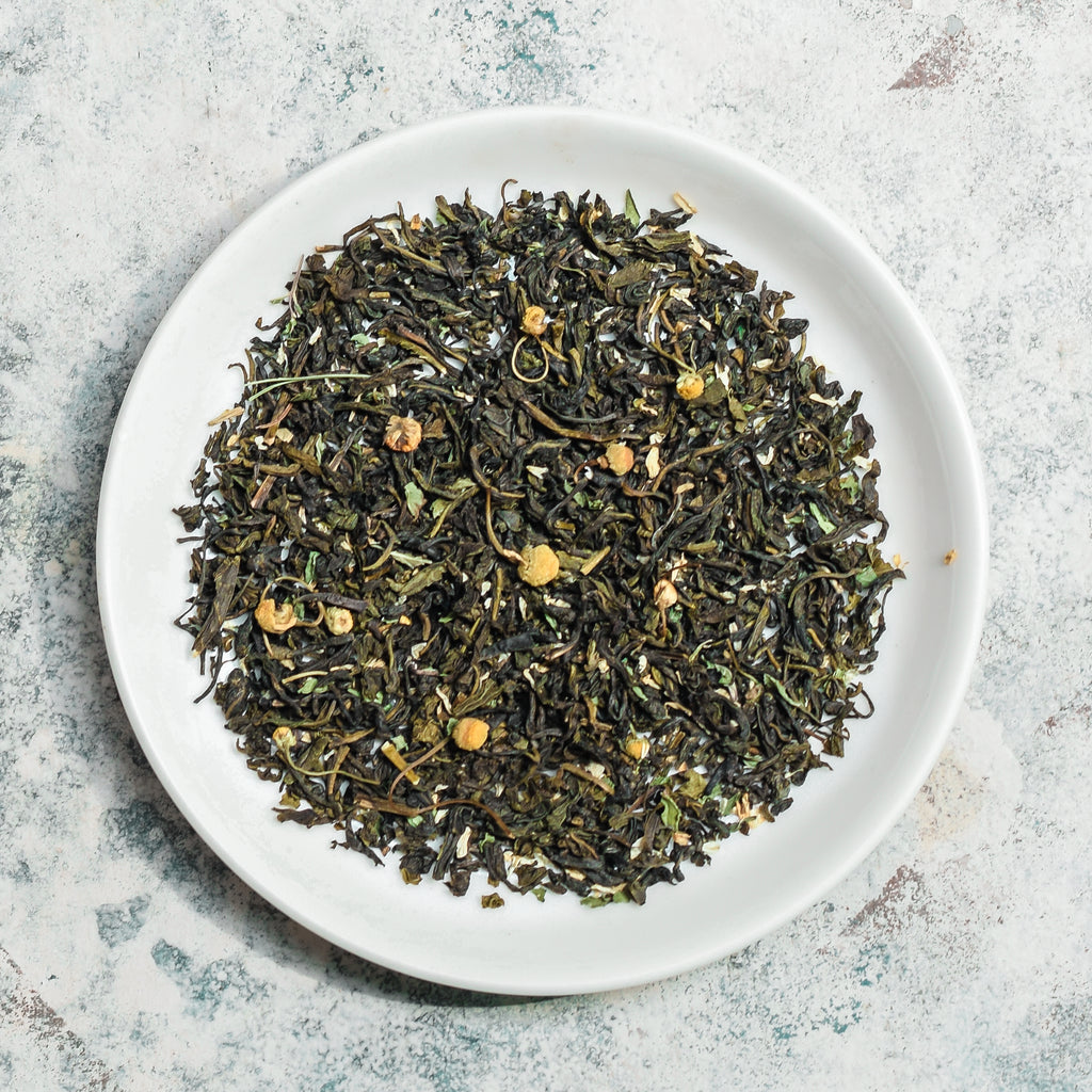 The Moroccan Mint | Green Tea with Mint  – The Country House Co.
