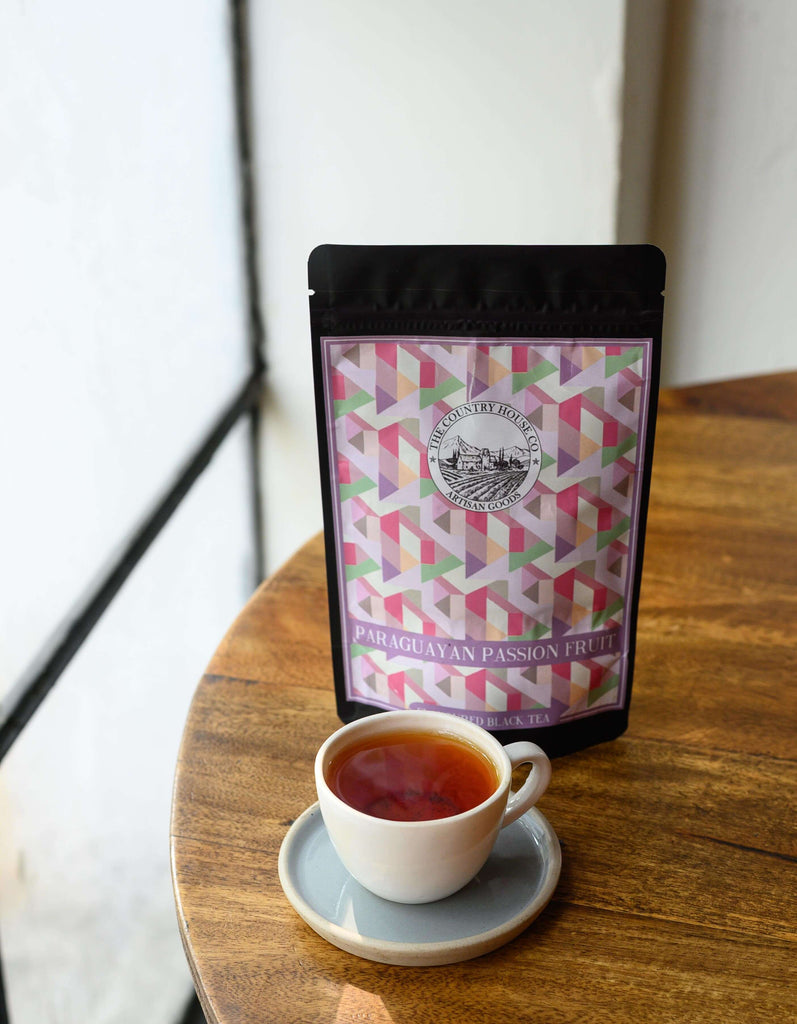 Paraguayan Passion Fruit | Passionfruit Flavoured Tea - The Country House