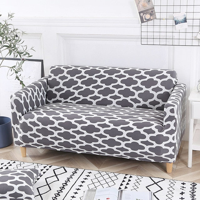 Patterned Sofa Cover