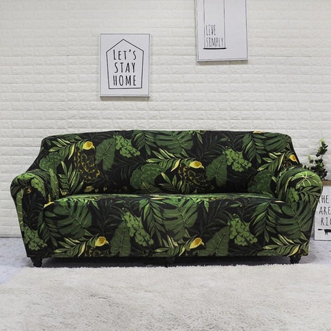 Designed and Patterned Sofa Cover