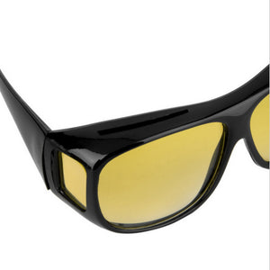 UV Protection Night Driving Glasses
