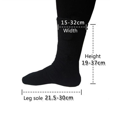 Thermal Cotton Heated Socks