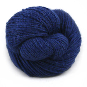 Illimani Royal 1 Alpaca Yarn in Navy Blue