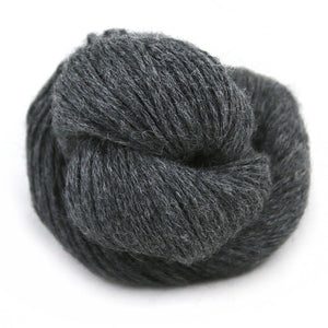 Illimani Royal 1 Alpaca Yarn in Grey
