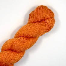Load image into Gallery viewer, Nurturing Fibres SingleSpun Lace in Tangerine
