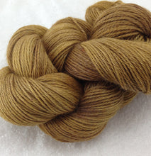 Load image into Gallery viewer, The Alpaca Yarn Company's Mariquita Hand Dyed Yarn in Winter Wheat #557