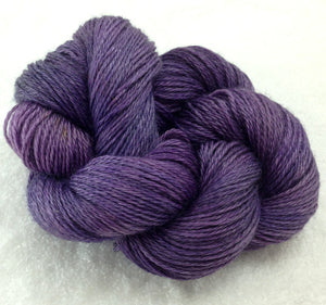 The Alpaca Yarn Company's Mariquita Hand Dyed Yarn in Bewitched #559