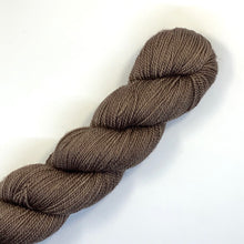 Load image into Gallery viewer, Nurturing Fibres SuperTwist Sock in Bitter Chocolate