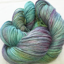 Load image into Gallery viewer, The Alpaca Yarn Company's Mariquita Hand Dyed Yarn in Atlantis #566