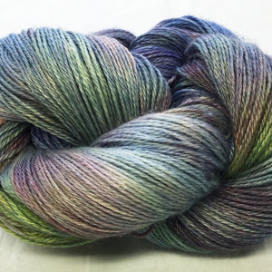 The Alpaca Yarn Company's Mariquita Hand Dyed Yarn in Carnival #567