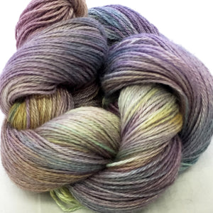 The Alpaca Yarn Company's Mariquita Hand Dyed Yarn in Nebula #568