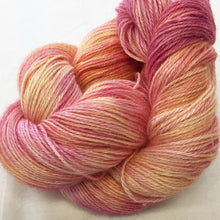 Load image into Gallery viewer, The Alpaca Yarn Company's Mariquita Hand Dyed Yarn in Hibiscus #569