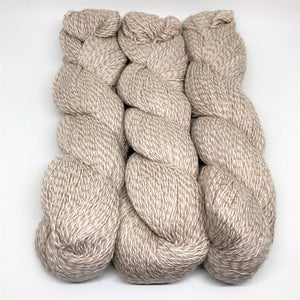 Illimani's Sabri Yarn in Marzipan 81-84