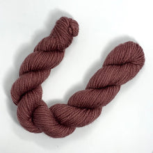 Load image into Gallery viewer, Nurturing Fibres | SuperTwist DK Yarn: 100% Merino Wool. Rosewood