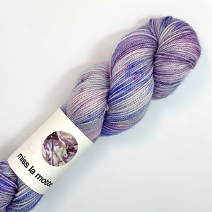 Miss la Motte Twist Sock in Sea Holly