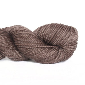 Nurturing Fibres SuperTwist Sock in Aged Leather