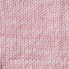 Load image into Gallery viewer, Sweet Georgia Flaxen Silk Fine, Knitted swatch in Apricot