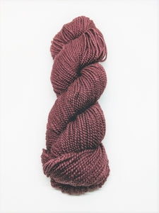 Illimani's Santi Yarn in Burgundy