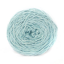 Load image into Gallery viewer, Nurturing Fibres Eco-Cotton Yarn in Aqua