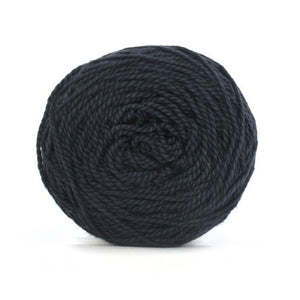 Nurturing Fibres Eco-Cotton Yarn in Charcoal