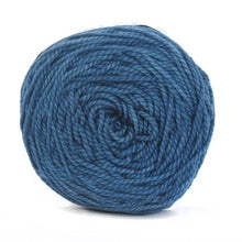 Load image into Gallery viewer, Nurturing Fibres Eco-Cotton Yarn in Denim