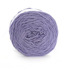 Load image into Gallery viewer, Nurturing Fibres Eco-Cotton Yarn in Lavender