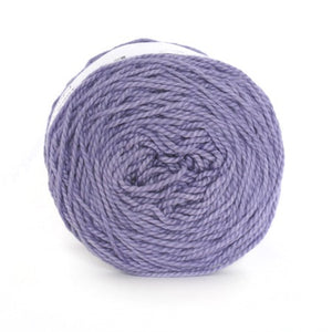 Nurturing Fibres Eco-Cotton Yarn in Lavender