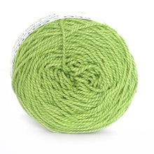 Load image into Gallery viewer, Nurturing Fibres Eco-Cotton Yarn in Lime