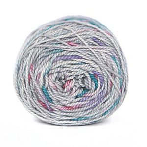 Nurturing Fibres Eco-Cotton Speckled Yarn London
