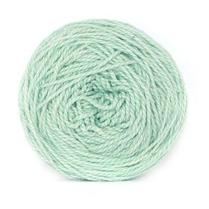 Nurturing Fibres Eco-Cotton Yarn in Mint