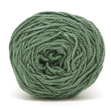 Load image into Gallery viewer, Nurturing Fibres Eco-Cotton Yarn in Olive