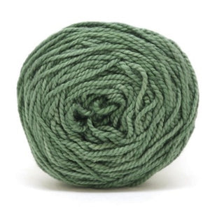 Nurturing Fibres Eco-Cotton Yarn in Olive