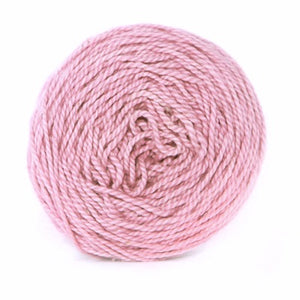 Nurturing Fibres Eco-Cotton Yarn in Orchid