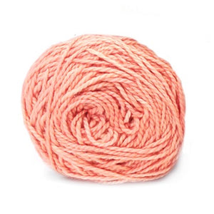 Nurturing Fibres Eco-Cotton Yarn in Saffron