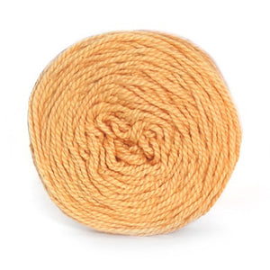 Nurturing Fibres Eco-Cotton Yarn in SunGlow